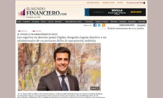 Ospina Abogados consigue la absolución de un administrador por presunto delito de apropiación indebida.