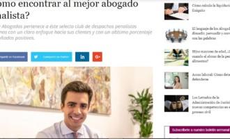 Ospina Abogados en el ranking de los mejores abogados penalistas de España en 2019