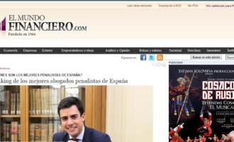 Ranking de los mejores abogados penalistas de España