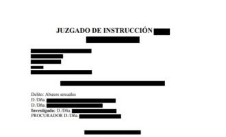 Archivada una denuncia falsa por supuesta agresión sexual a una menor