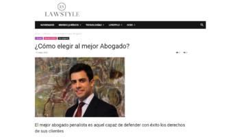 Juan Gonzalo Ospina destaca por sus casos de éxito y por ser valorado el mejor abogado penalista de 2018