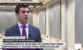 Juango Ospina defiende a las víctimas de un presunto delito de estafa