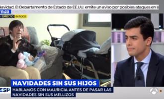 Intervención de Juango Ospina en Antena 3