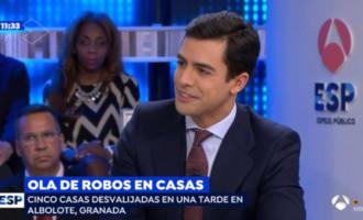 Resumen de Juango Ospina en Espejo Público