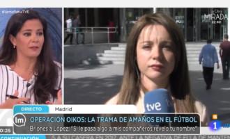 Beatriz Uriarte defiende la inocencia de un acusado del caso Oikos