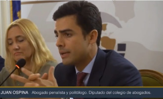 Abogado penalista Juan Gonzalo Ospina. Defensa del derecho fundamental a la justicia.
