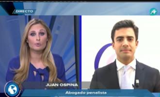 Intervención de Juan Ospina en Intereconomía