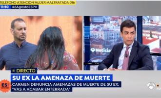 Juan Gonzalo Ospina trata la problemática de la violencia doméstica