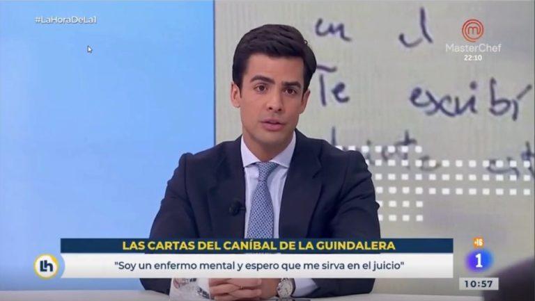 Juango Ospina opina sobre el canibal de la Guinadalera